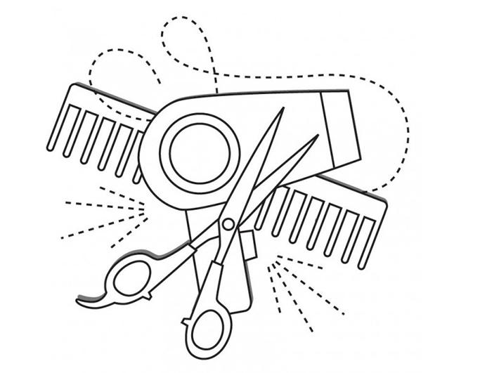 Kuvituskuva parturikampaaja Eetu Heinoselle