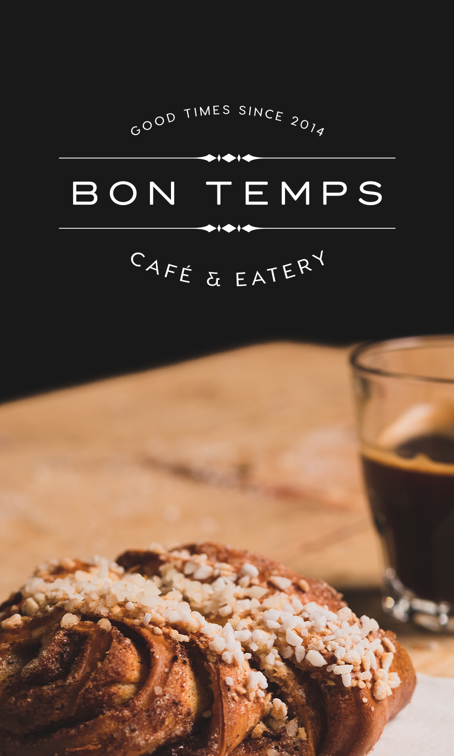 Bon Temps Cafe referenssi