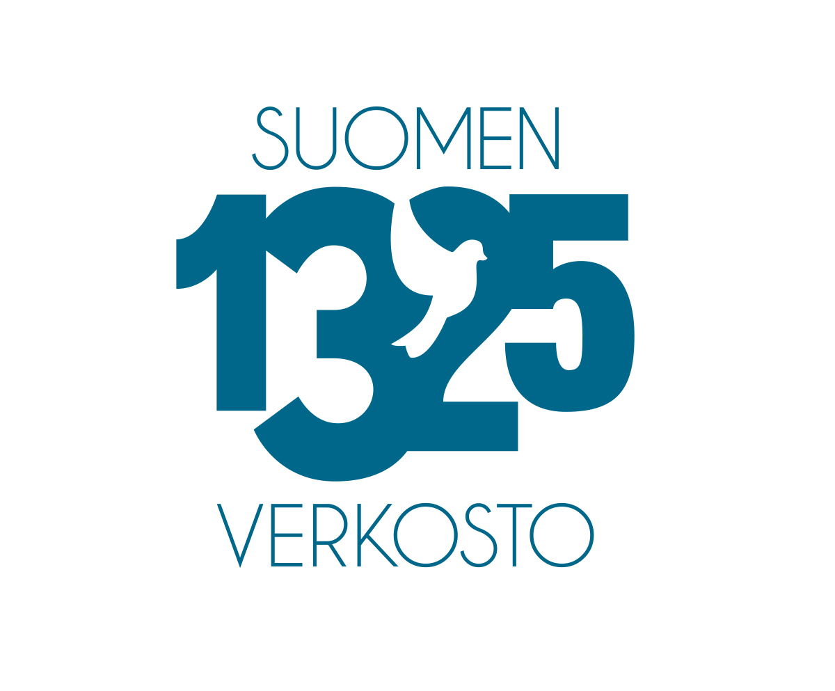 Suomen 1325 verkosto logo