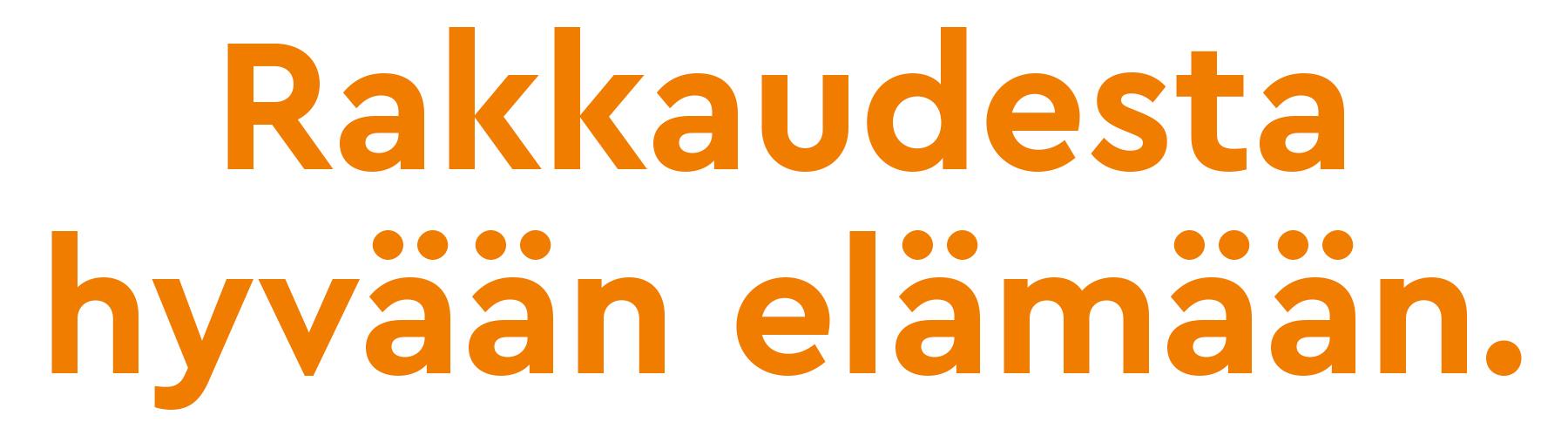 Kalliola slogan