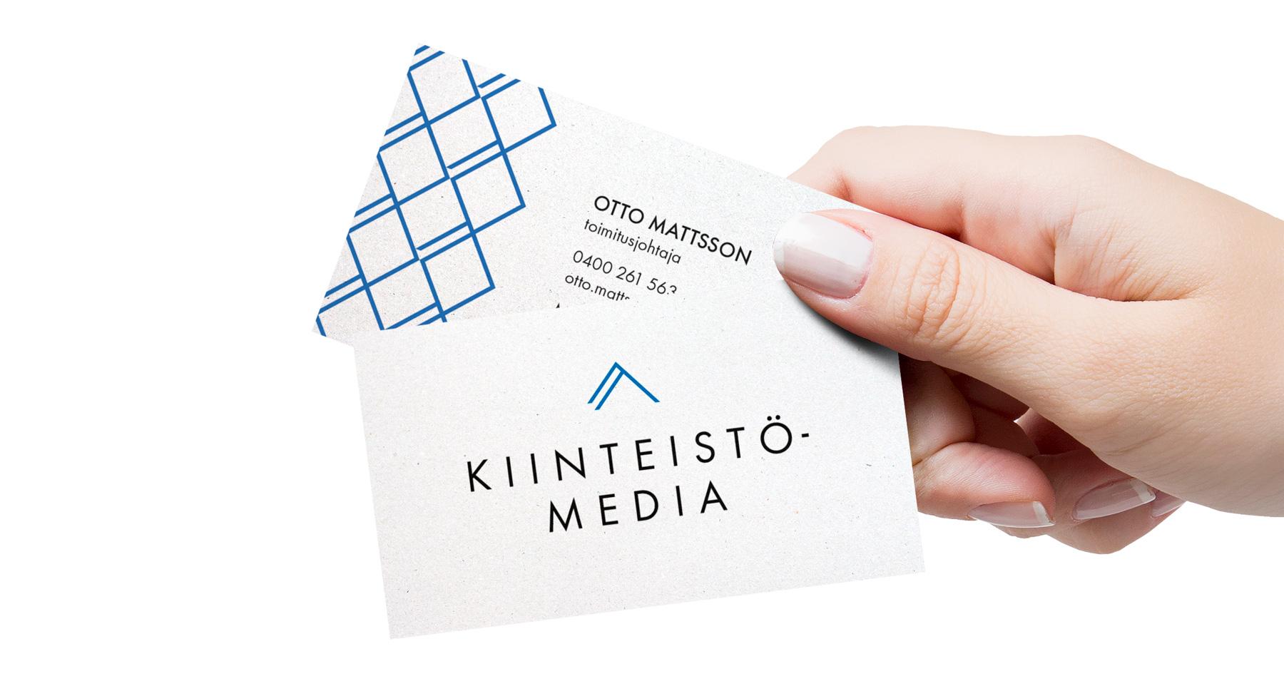 Kiinteistömedia käyntikortti