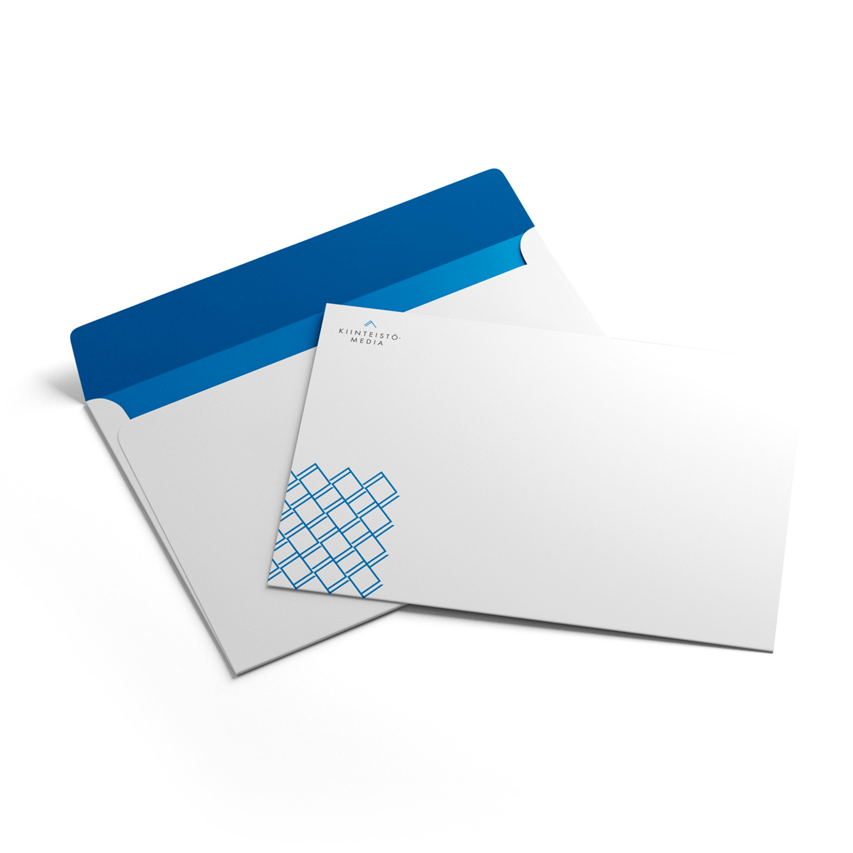 Kiinteistömedian kirjekuoret